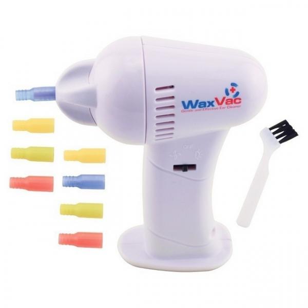 Aparat de curatat ceara din cu vacum urechi Wax Vac [0]