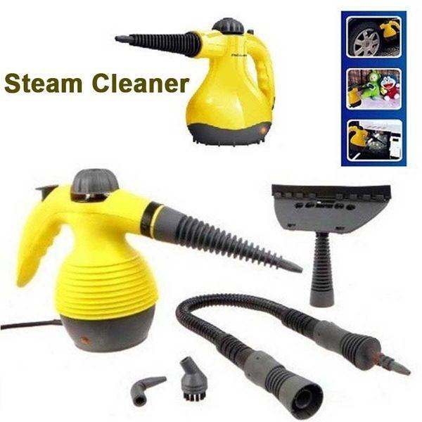 Aparat de curatat cu aburi Steam Cleaner DF-A001 si putere 1000W 0