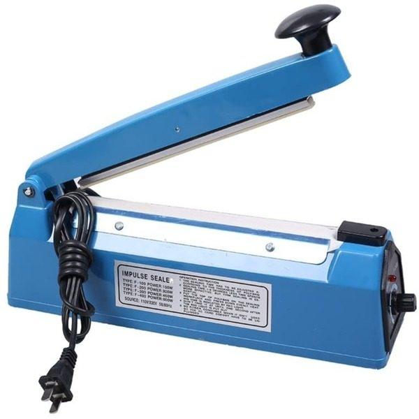 Aparat de lipit si sigilat termic pungi de plastic Impulse Sealer FS200 [0]