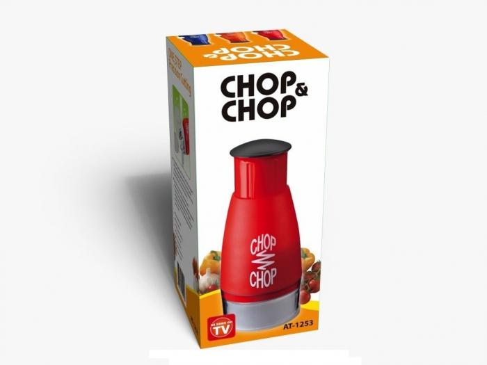 Aparat de maruntit fructe si legume Chop and Chop AT-1253 3