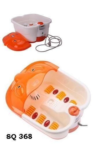 Aparat de masaj electric pentru picioare cu infrarosu SQ-368 0