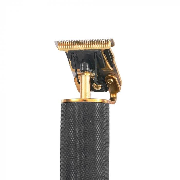 Aparat de tuns profesional pentru contur VGR V179, fara fir si incarcare USB [4]