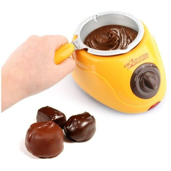 Aparat electric de topit ciocolata si set Fondue Chocolatiere 0