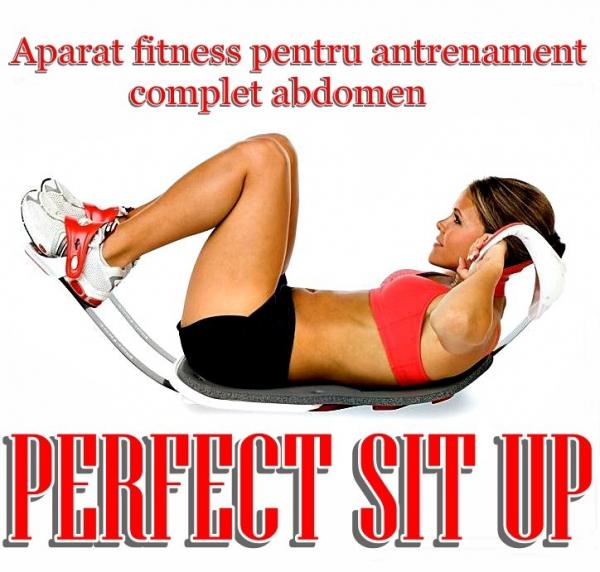 Aparat Fitness Perfect Sit Up  0