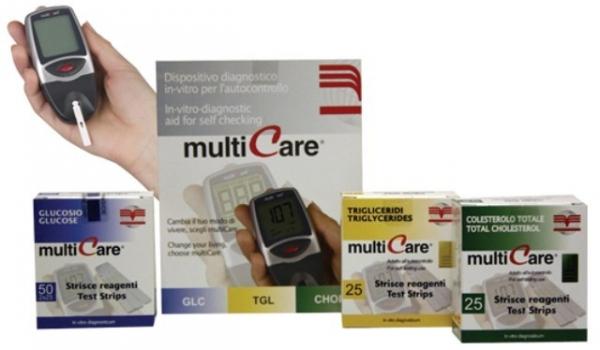 Aparat GCT Multicare  0