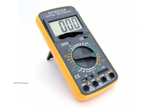 Aparat masura multimetru Digital DT9205A 1