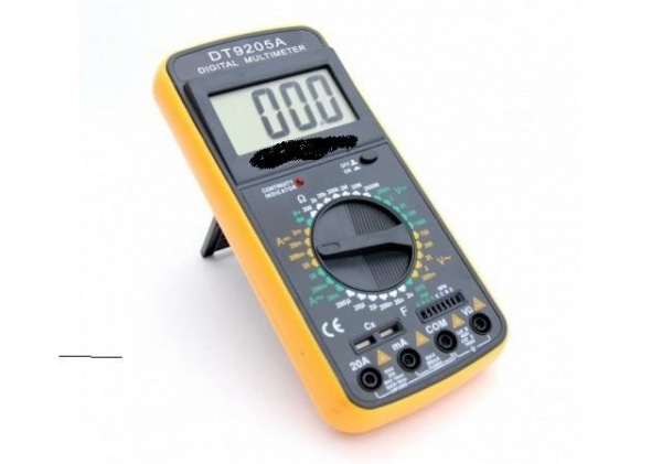 Aparat masura multimetru Digital DT9205A 0