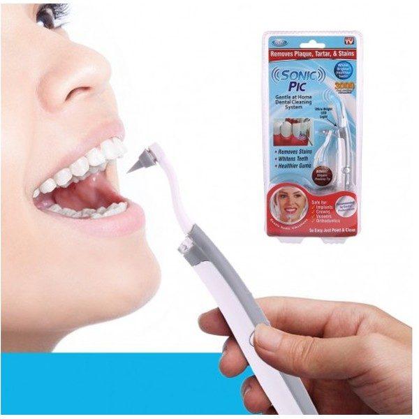 Dispozitiv de curatare dentara cu ultrasunete Sonic Pic 1