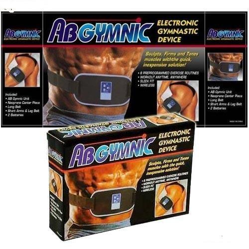 Aparat electrostimulare musculara AB Gymnic 0
