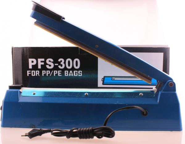 Aparat pentru lipit si sigilat pungi de plastic Impulse Sealer PFS-300P 3