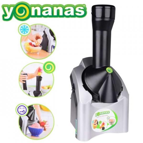 Aparat pentru preparat inghetata Yonauas 0