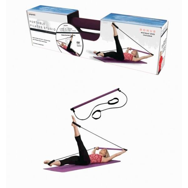 Aparat portabil de gimnastica Pilates Studio 0