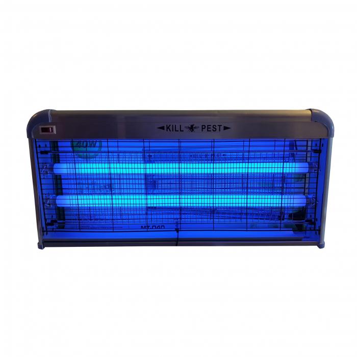Aparat electric profesional cu Lampa UV Anti-insecte Pest Killer, putere 40 Watt [0]