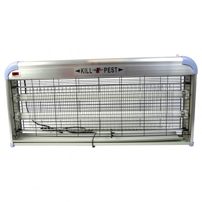 Aparat electric profesional cu Lampa UV Anti-insecte Pest Killer, putere 40 Watt [1]