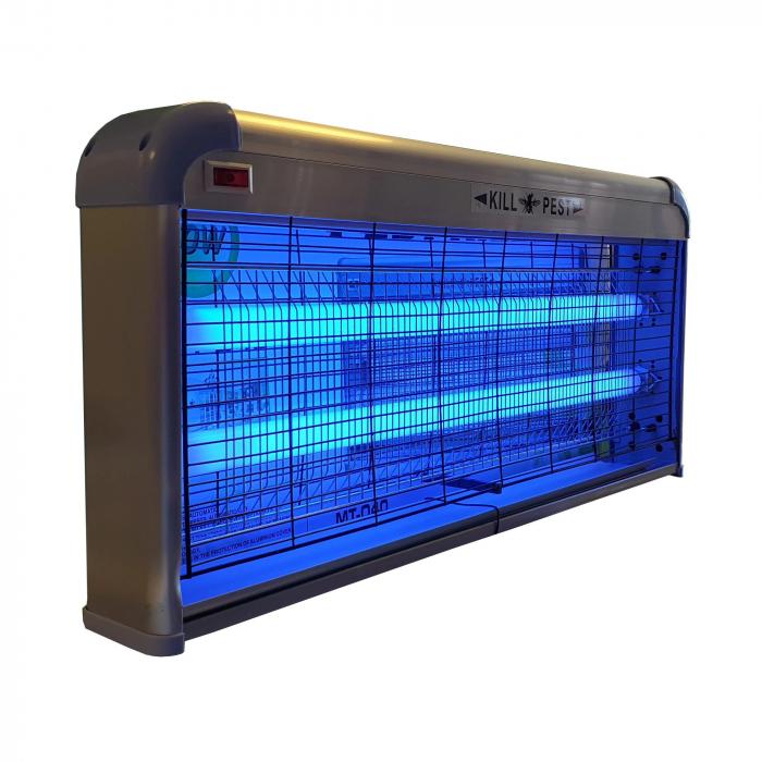 Aparat electric profesional cu Lampa UV Anti-insecte Pest Killer, putere 40 Watt [2]