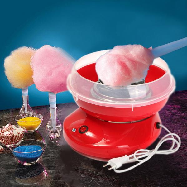 Aparat pentru facut vata de zahar pe bat Cotton Candy Maker 5