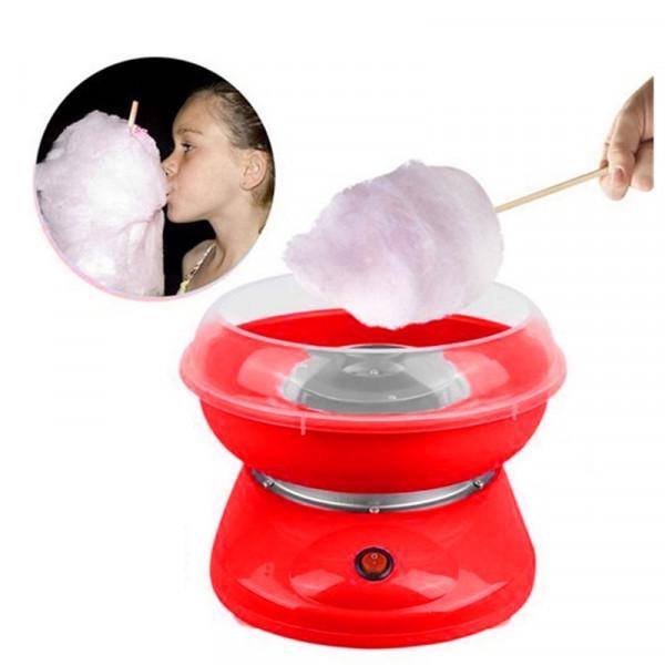 Aparat pentru facut vata de zahar pe bat Cotton Candy Maker 4