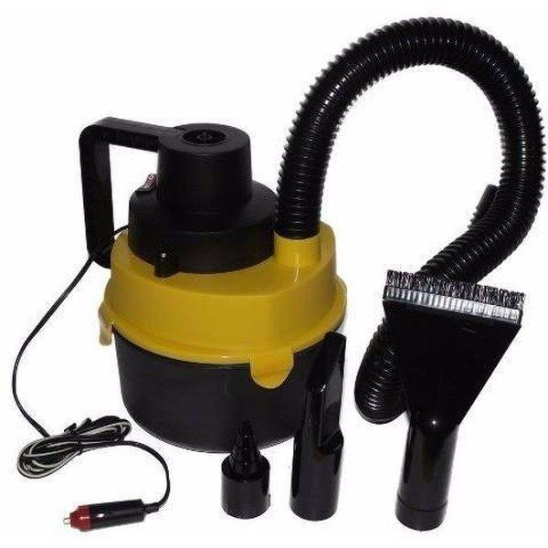 Aspirator auto 12V Vacuum Cleaner cu 3 accesorii incluse [0]