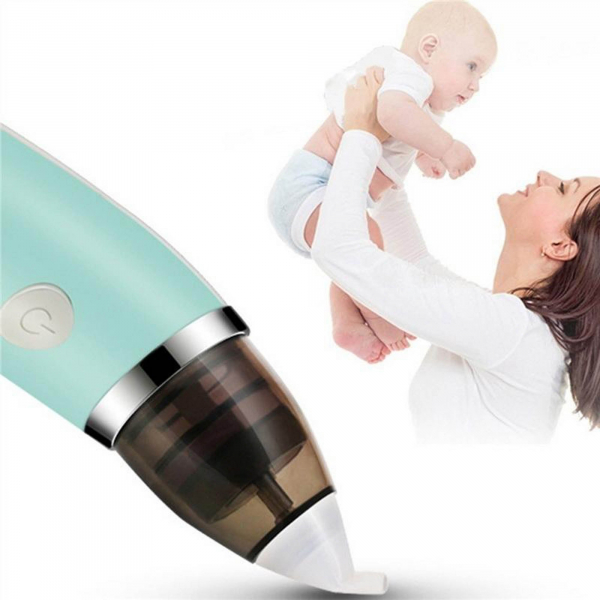 Aspirator nazal electric pentru bebelusi 4