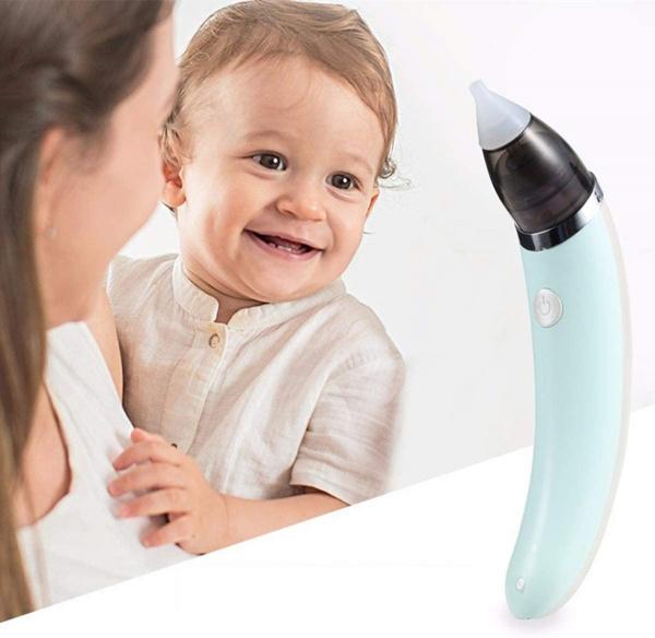 Aspirator nazal electric pentru bebelusi 1
