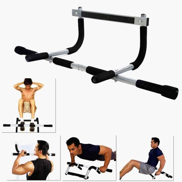 Aparat multifunctional pentru intretinere musculatura Iron Gym 4