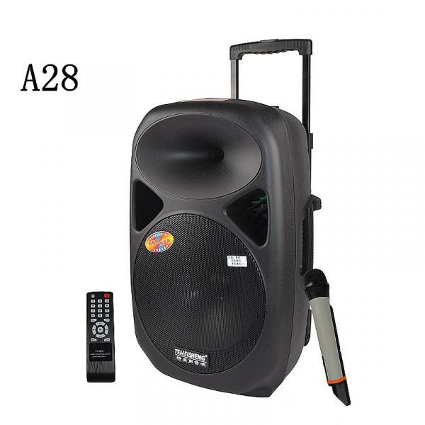 Boxa audio portabila activa Temeisheng A28 0