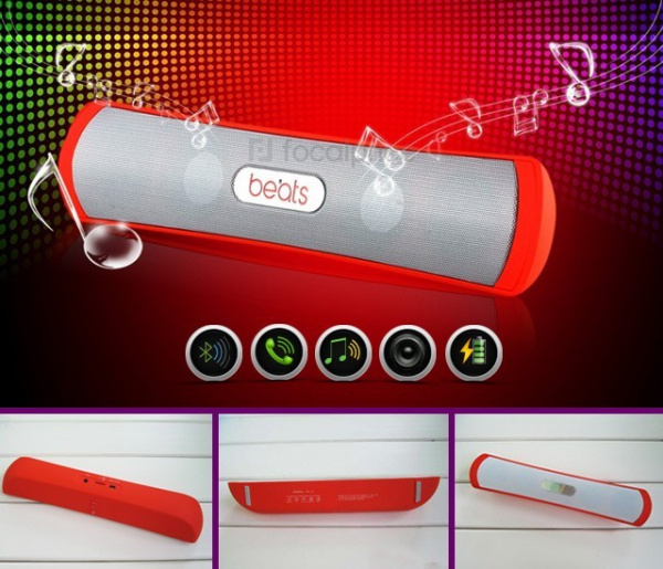 Boxa portabila Bluetooth Beats BE-13 1