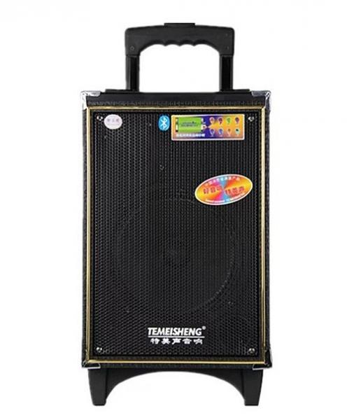 Boxa portabila cu USB si SD Card pentru Karaoke MP3 Temeisheng A8-5 0