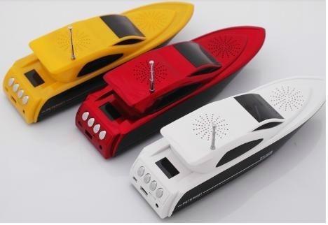 Boxa USB Card TF si RadioFM barca S17 1