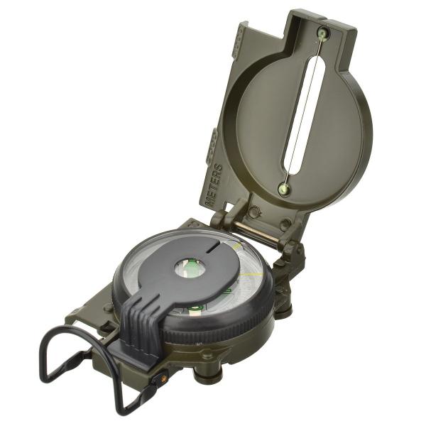 Busola militara cu lupa si ac magnetic 1