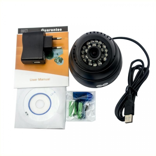 Camera de supraveghere cu inregistrare pe card USB-DB901B [1]