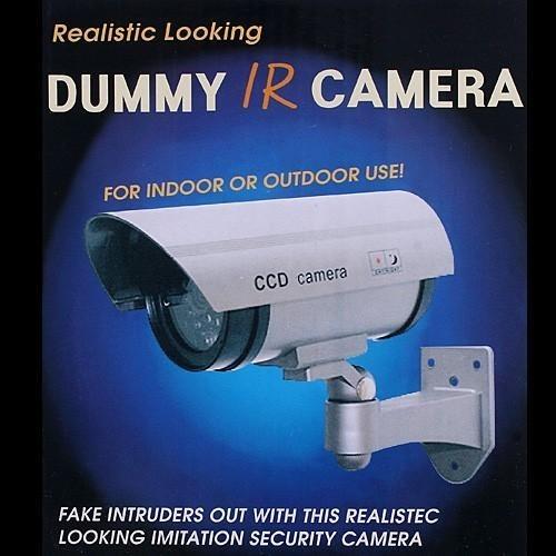 Camera de supraveghere falsa Dummy Ir Camera [1]