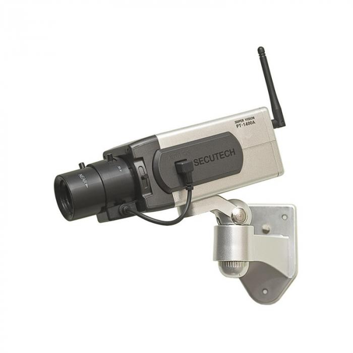 Camera falsa cu senzor de miscare PT-1400A, unghi rotatie 45 grade [4]