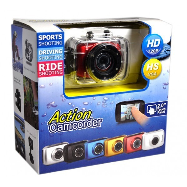 Camera video Action Camcorder 1