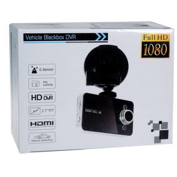 Camera video auto Full HD DVR Blackbox 1080p 0