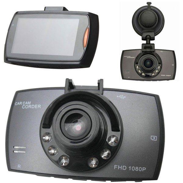 Camera video auto HD DVR 1080p Car Camcorder 1