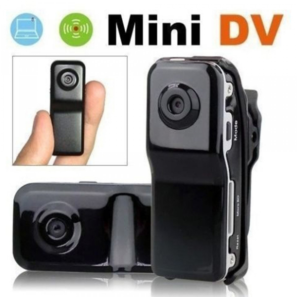 Mini camera video spion portabila Mini DV Voice Recorder 2