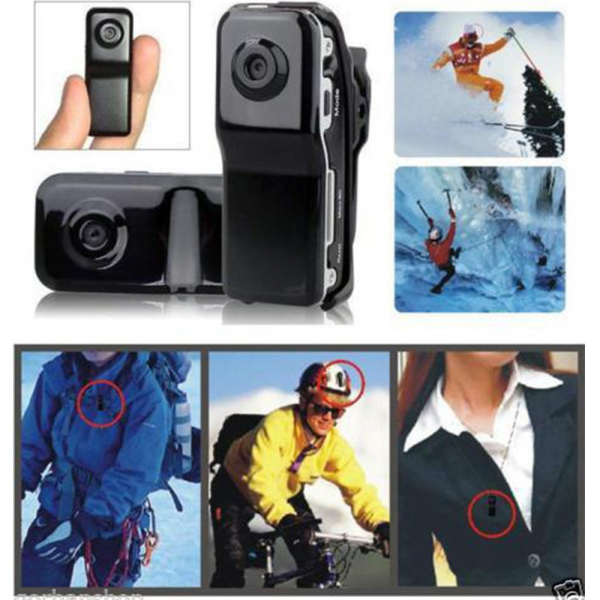 Mini camera video spion portabila Mini DV Voice Recorder 5