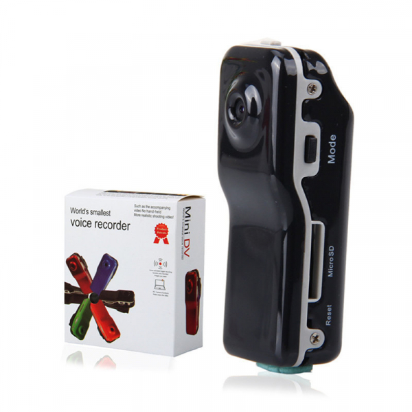 Mini camera video spion portabila Mini DV Voice Recorder 0