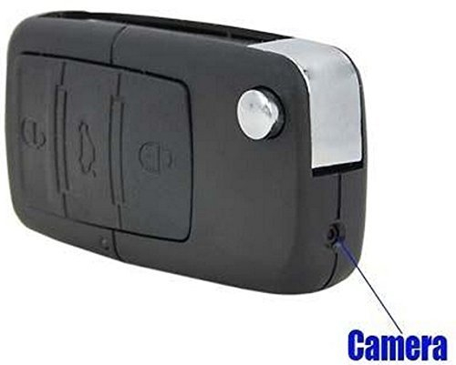 Camera video spion tip breloc cheie auto DVR S818 0