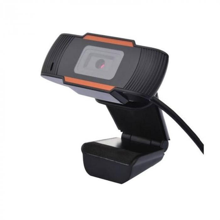 Camera web Full HD 1080P cu microfon incorporat, USB 2.0 3