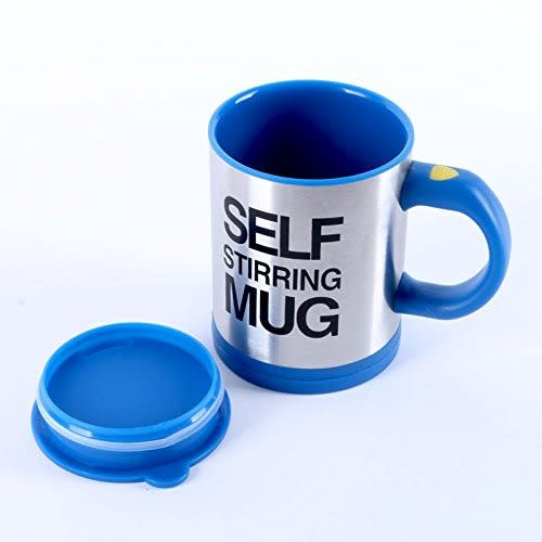Cana cu amestecare automata pentru ness Self Stirring Mug 2