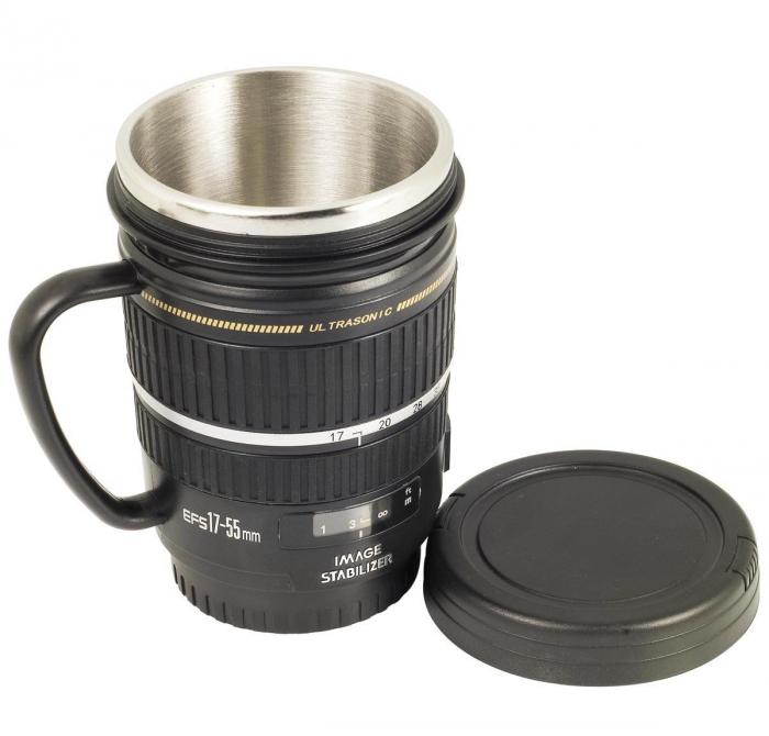Cana termos multifunctionala obiectiv foto EF-S 17-55mm [1]