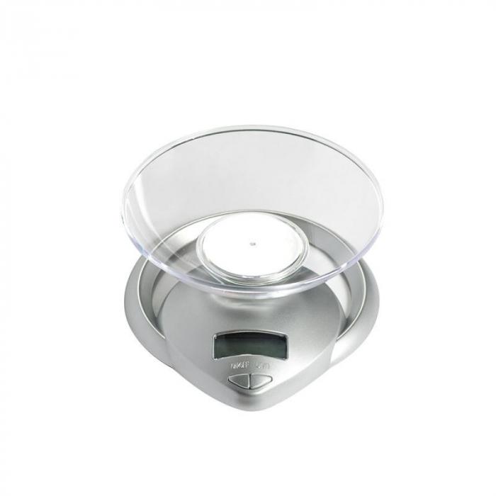 Cantar de bucatarie cu bol Victronic CDP2040, 5 kg [0]