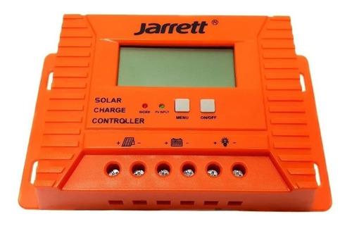 Controller 40 A Jarrett,pentru panou solar cu afisare LCD si iesire USB 5V-2A [2]