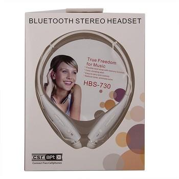 Casti bluetooth stereo cu microfon HBS-730 [0]