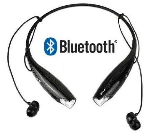 Casti bluetooth stereo cu microfon HBS-730TF 1