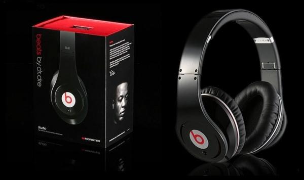 Casti Monster Beats Studio by Dr Dre 1