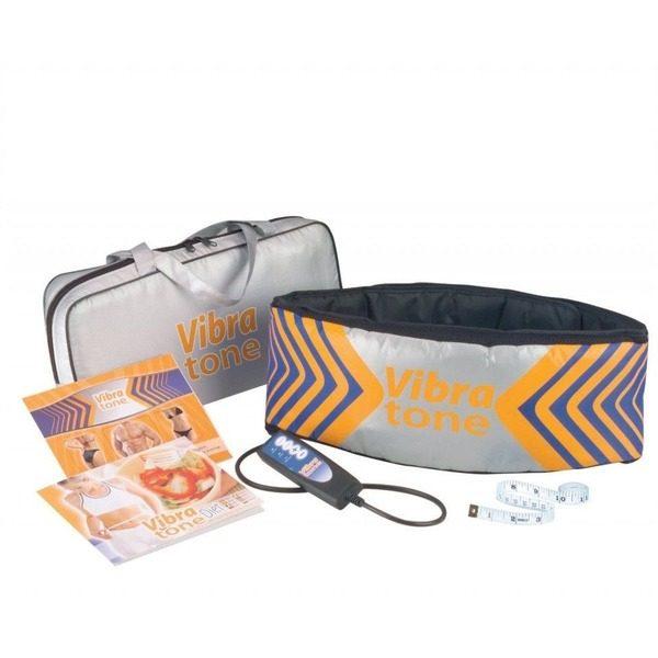 Centura fitness pentru masaj si slabit Vibratone 0