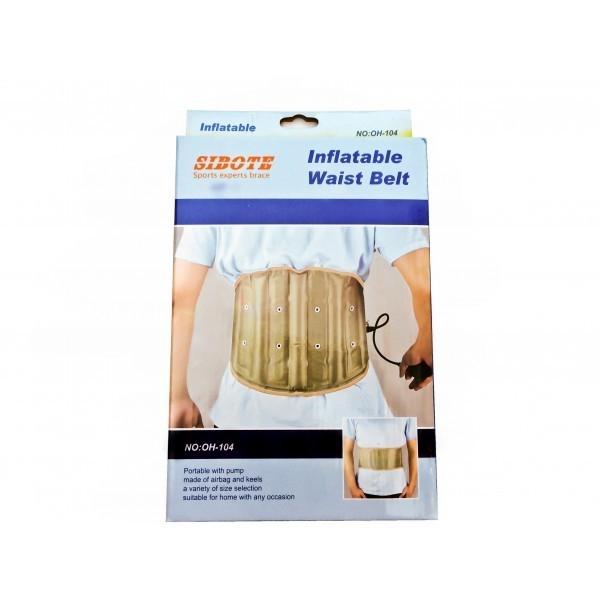 Centura pentru corectarea si sustinerea spatelui Inflatable Waist Belt  0